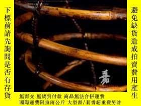 二手書博民逛書店餘香—日本竹編花器精品罕見(即劉嘉玲參拍的那個拍賣專場圖錄 包
