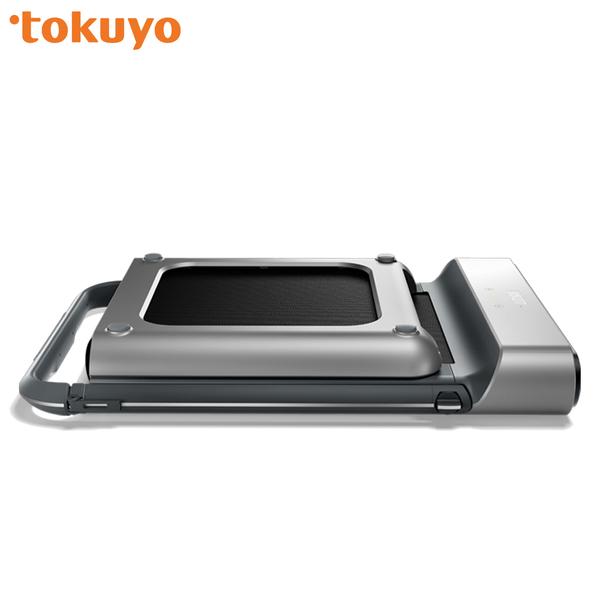 【超贈點五倍送】tokuyo 鋁合金全摺疊智跑機 TT-238 健走機/跑步機/慢走機~送專用地墊(市價$1680)