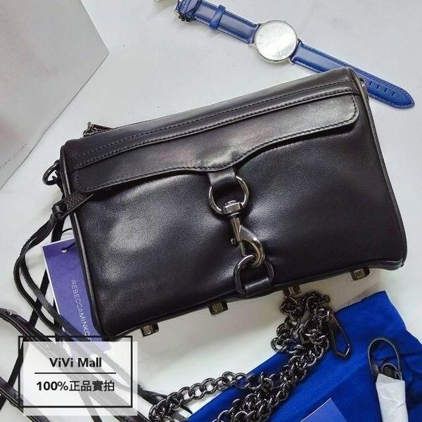 『Marc Jacobs旗艦店』Rebecca Minkoff|MINI MAC|美國代購|經典真皮鏈條時尚包