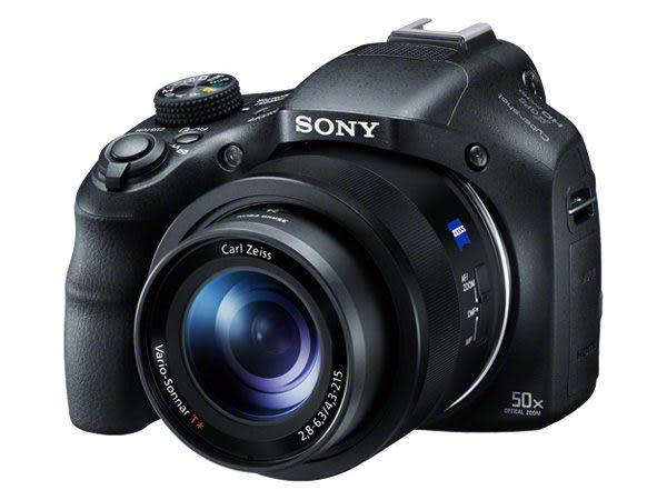 【震博】Sony HX400V(台灣索尼公司貨;送SF-32UY記憶卡、保貼清潔組) 高倍率類單眼