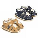 嬰兒學步鞋 星星厚底寶寶涼鞋 88728...