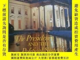 二手書博民逛書店The罕見Presidency and the Political System(為避免爭議,定為七五品)Y1
