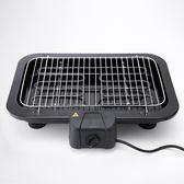 電烤盤 電燒烤架 電烤串機 家用無煙烤羊肉串 電烤爐多功能烤肉機鍋燒烤串