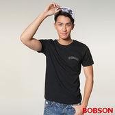 【BOBSON】男款印圖上衣 (27021-88)
