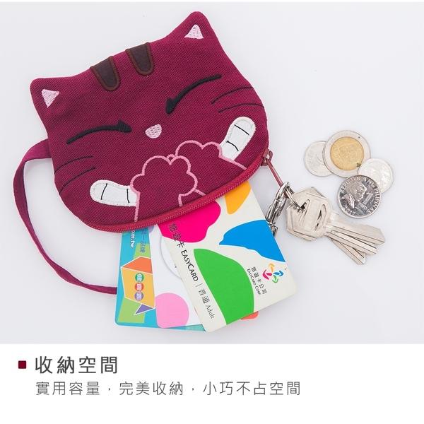 Kiro貓‧嘻笑貓零錢包/識別證套/透明票卡夾/工作證件套【221978】