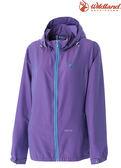 荒野 Wildland 防曬/ 抗UV50+ 紫外線/ 薄外套 雙向彈性 ~ 紫羅蘭 (0A51995-29) (女)