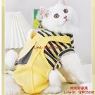 貓咪衣服秋季防掉毛冬季薄款寵物貓貓秋冬可愛夏季幼貓布偶貓小貓【時尚好家風】