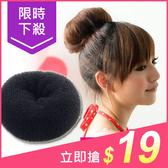 創意小物 甜甜圈丸子頭盤髮器 大/中/小可選【小三美日】原價$29