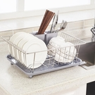 304不銹鋼碗碟架瀝水架瀝水籃單層碗筷架...