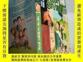 二手書博民逛書店Fun罕見For The Secret Seven 秘密七號的樂趣Y200392