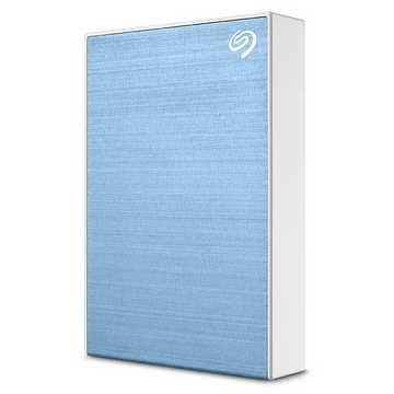 全新 Seagate Backup Plus Portable 5TB - 冰川藍 ( STHP5000400 )