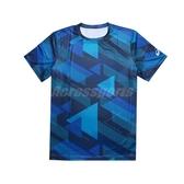 Asics 短袖T恤 Olympic Tee 藍 男款 短T 運動 奧運系列 【ACS】 2031B252400
