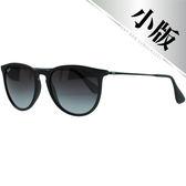 台灣原廠公司貨-【Ray-Ban雷朋太陽眼鏡】RB4171F-622/8G  率性金屬細邊墨鏡-加高鼻墊款(#霧黑)