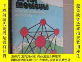 二手書博民逛書店The罕見age of the molecule:chemist
