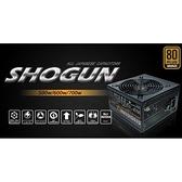 【鼎立資訊 】Xigmatek SHOGUN 將軍(Shogun SJ-B600) 600W電源供應器 銅牌認證