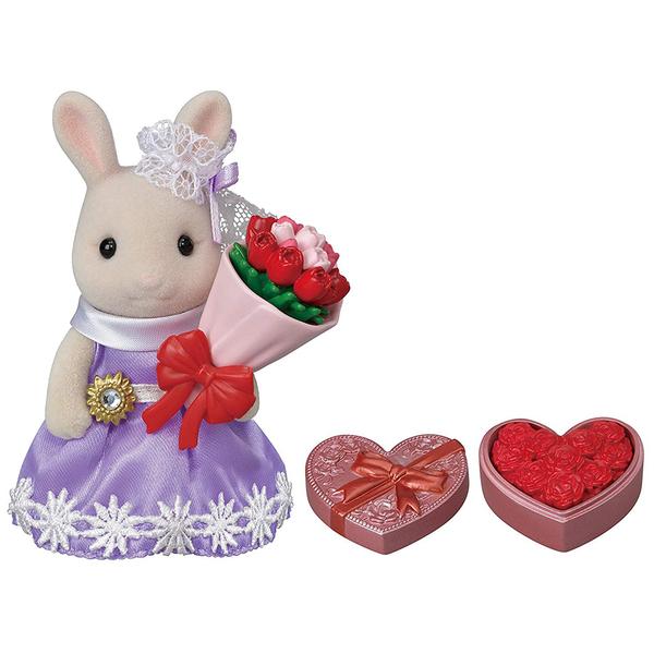 森林家族 TOWN花店牛奶兔小姐_EP29470