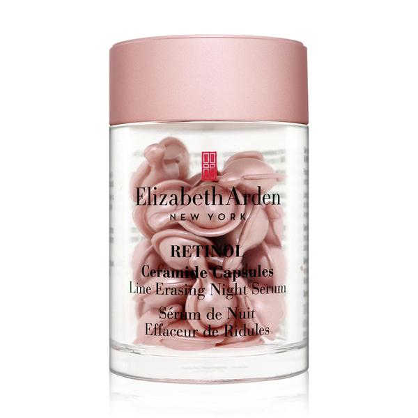 Elizabeth Arden 伊莉莎白 雅頓 玫瑰金抗痕膠囊(臉膠) 30顆【美人密碼】