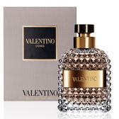 Valentino范倫鐵諾  Uomo 同名男性淡香水 50ml (57871)【娜娜香水美妝】
