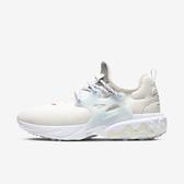 Nike React Presto [CD9015-001] 女鞋 運動 休閒 慢跑 舒適 輕量 透氣 避震 穿搭 米白