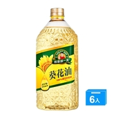 得意的一天葵花油3.5l*6【愛買】