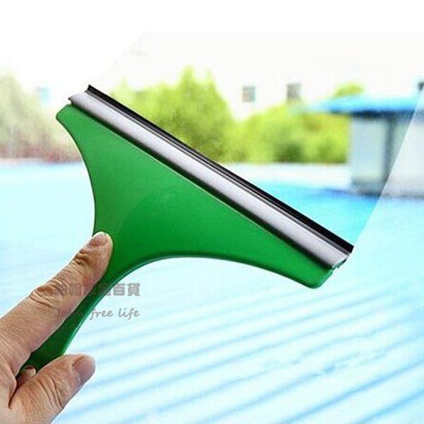玻璃刮刀鏡面清潔刮玻璃擦刮水器玻璃清潔器洗車掃除顏色隨機出貨【CA170】《約翰家庭百貨