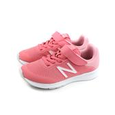 New Balance Premus 休閒運動鞋 魔鬼氈 粉紅色 童鞋 寬楦 YOPREMPK-W no627