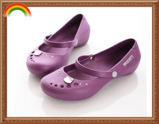 910633 三麗鷗授權~ Hello Kitty凱蒂貓防水娃娃鞋 (下雨天穿也不怕呦) (現貨+預購)