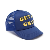 Deus Ex Machina Grip Trucker 棒球帽-男/女(藍)