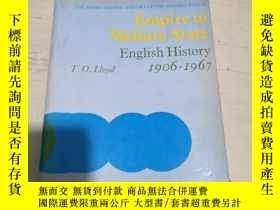 二手書博民逛書店Empire罕見to Welfare State English