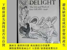 二手書博民逛書店【罕見】Strict Delight: the life and