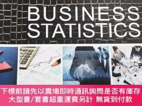 二手書博民逛書店BUSINESS罕見STATISTICS For Contemporary Decision Making(上下冊