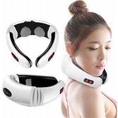 頸椎按摩器 按摩頸部多功能電動脖子頸椎按摩儀揉捏家用