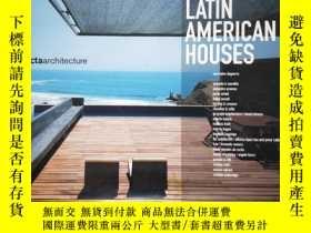 二手書博民逛書店Latin罕見American Houses-拉丁美洲房屋Y13464 Mercedes Daguerre E