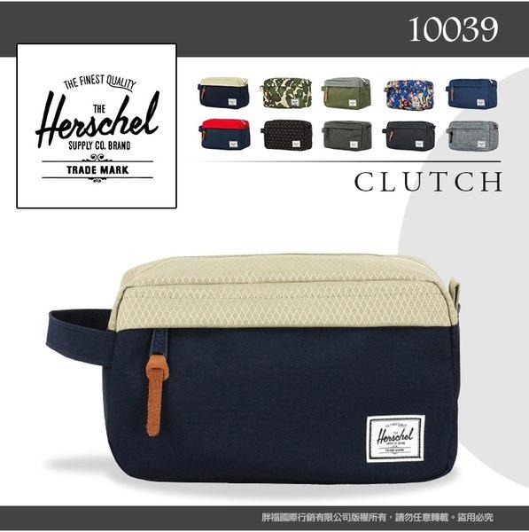 Herschel經典手拿包 CHAPTER大容量休閒包 10039