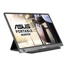 【免運費】ASUS 華碩 MB16AH 16型 IPS 攜帶型螢幕 廣視角 USB Type-C/A 低藍光 不閃屏 三年保固