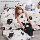 床包 / 單人【奧樂雞的遊樂園】含一件枕...
