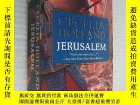 二手書博民逛書店Jerusalem罕見(Forge fiction)耶路撒冷Y1