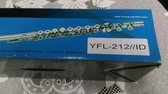 Yamaha YFL-212 長笛 最新E鍵基本款長笛 取代原 211長笛 YFL212
