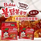 韓國 番茄肉醬辣雞麵 (五包入) 700...