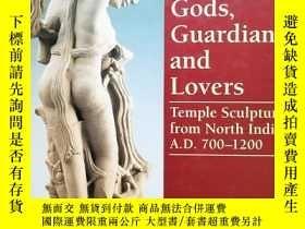 二手書博民逛書店【罕見】Gods, Guardians and Lovers: