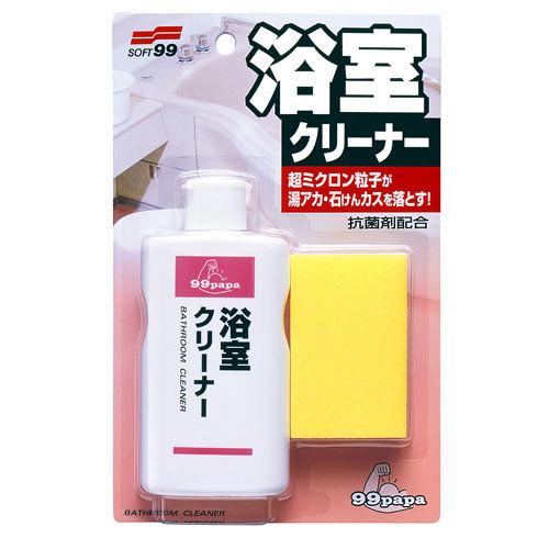 SOFT99 浴室用強效清潔劑