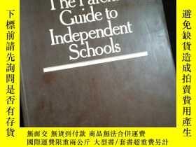 二手書博民逛書店The罕見Parents'Guide to Independent SchoolsY16149