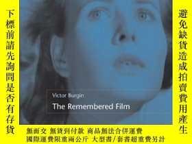二手書博民逛書店The罕見Remembered FilmY255562 Burgin, Victor Univ Of Chic