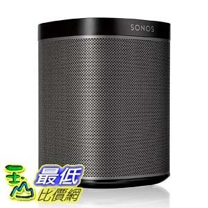 [106美國直購] Sonos PLAY:1 音響 喇叭 Compact Smart Speaker for Streaming Music (Black)