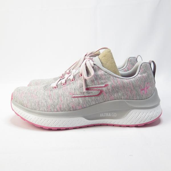 Skechers GO RUN STEADY-PERSEVERE休閒鞋 15048GYPK女款 灰【iSport愛運動】