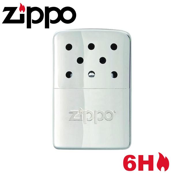 【ZIPPO 美國 暖手爐 懷爐(小)《銀》】40451/暖爐/暖暖石/暖蛋/暖爐/暖暖包