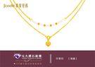 ☆元大鑽石銀樓☆J'code真愛密碼『珍愛妳』珍珠金項鍊 *情人節、生日禮物*