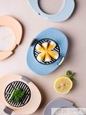 切雞蛋神器創意家用多功能水果分割器北歐切塊橙子切  母親節特惠