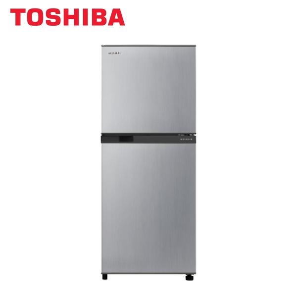 [TOSHIBA 東芝]192公升 雙門變頻電冰箱 GR-A25TS-S