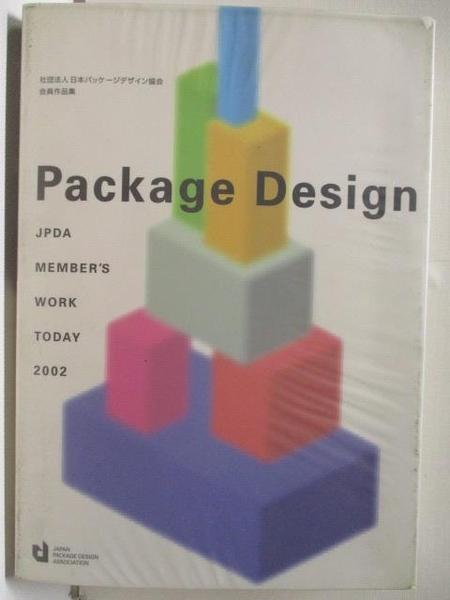 【書寶二手書T7/設計_DYZ】Package Design